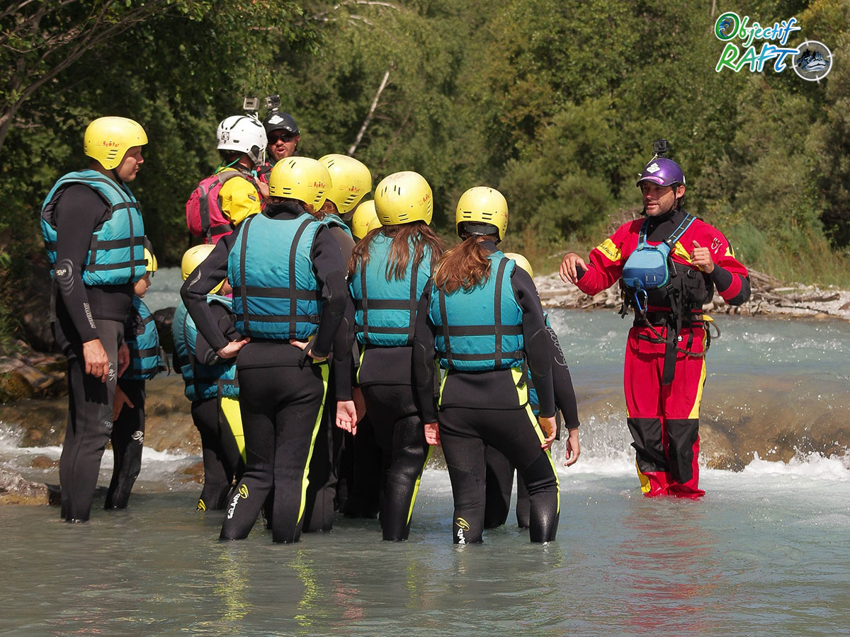 Objectif-Raft - Montgenèvre - FRANCE